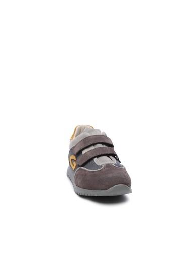 Alberto Guardiani Alberto Guardıanı Çocuk Derı Çocuk Ayakkabı Ayakkabı Gri